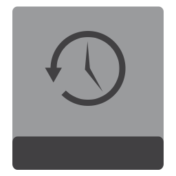 Drive HDD TimeMachine icon