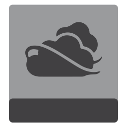 Drive HDD skydrive icon