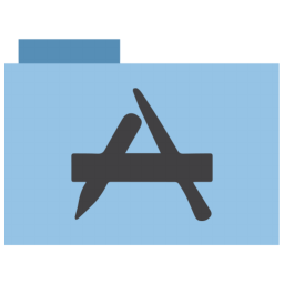 Folder appicns Application icon