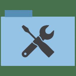 Folder appicns utilities icon