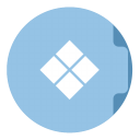 Folder Bootcamp icon