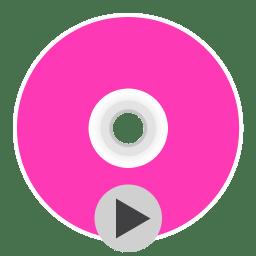 App Dvdplayer icon