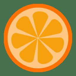 App Orange Player icon