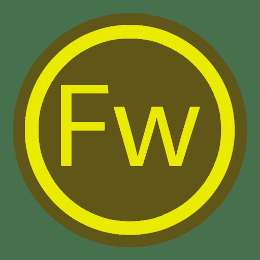 App-Adobe-Firework icon