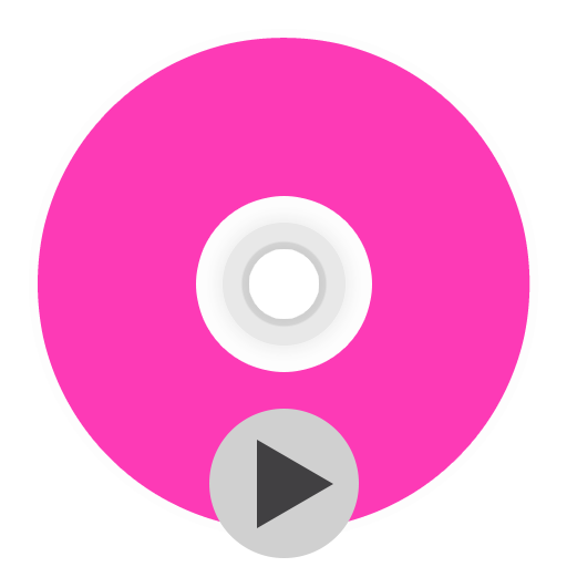 App-Dvdplayer icon