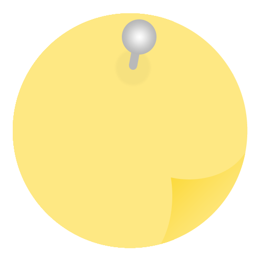 App Stickies icon