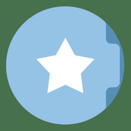 Folder-Bookmark icon