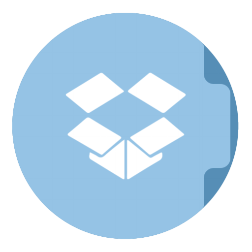 how to download folders in dropbox