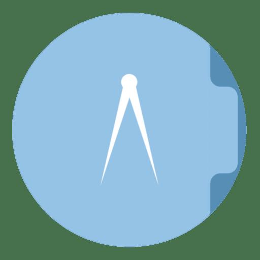 Folder-Templete icon