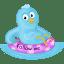 Summer-swim-ring icon
