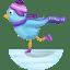 Winter-skating-follow-me icon