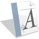 Font-Type icon