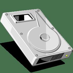 Macintosh HD icon