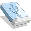 USB HD icon