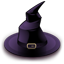 http://icons.iconarchive.com/icons/yellowicon/halloween/64/Witch-Hat-icon.png
