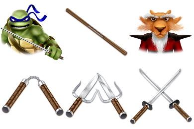 TMNT Icons