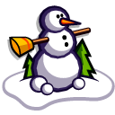 Snow Man icon