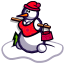 Snow Woman icon