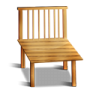 Wood-Chair icon
