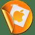 Apple-sticker icon