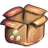 Box empty icon