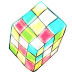 Rubik-cube icon