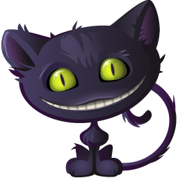 cheshire cat icon