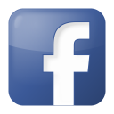 Social-facebook-box-blue icon