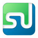 Social-stumbleupon-box-color icon