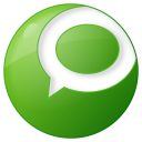Social-technorati-button-green icon
