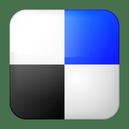 Social delicious box Icon | Social Bookmark Iconset | YOOtheme