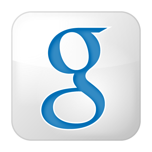 Social-google-box-white icon