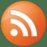 Social-rss-button-orange icon
