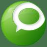 Social-technorati-button-green icon