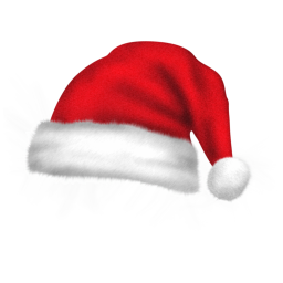 santa hat icon