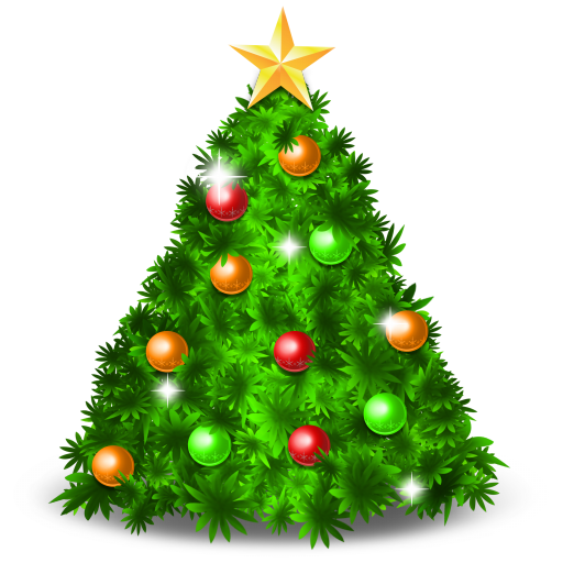 Christmas Tree Icon Christmas Graphics Iconset