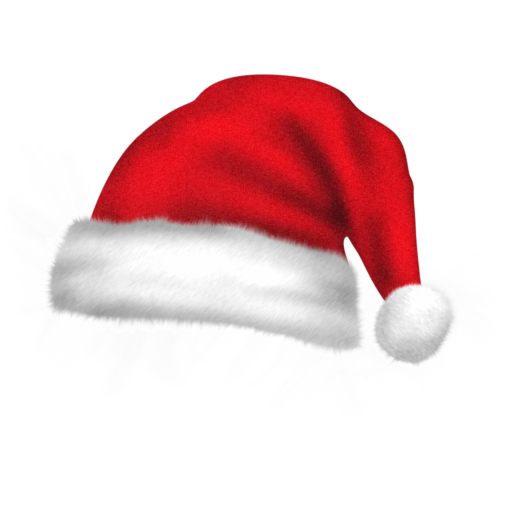 santa hat clipart with transparent background - photo #41