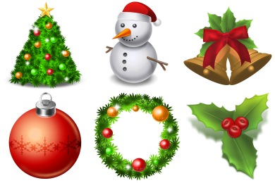 Christmas Graphics Icons