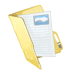 folders docs icon