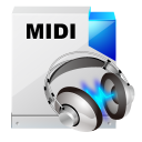 filetype midi icon