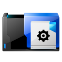 folder preferences icon