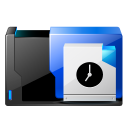 Folder-scheduled-tasks icon
