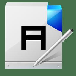 Document write icon