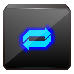overlay share icon