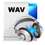 Filetype-wav-sound icon