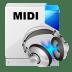 Filetype-midi icon