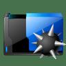 Folder-virus icon