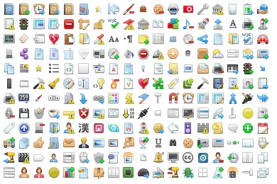 Fugue Icons