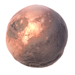 pluto planet png - photo #8