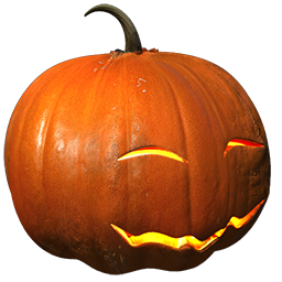 pumpkin smile icon
